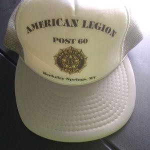 Other - Grandpa dad trucker hat west virginia snapback hat